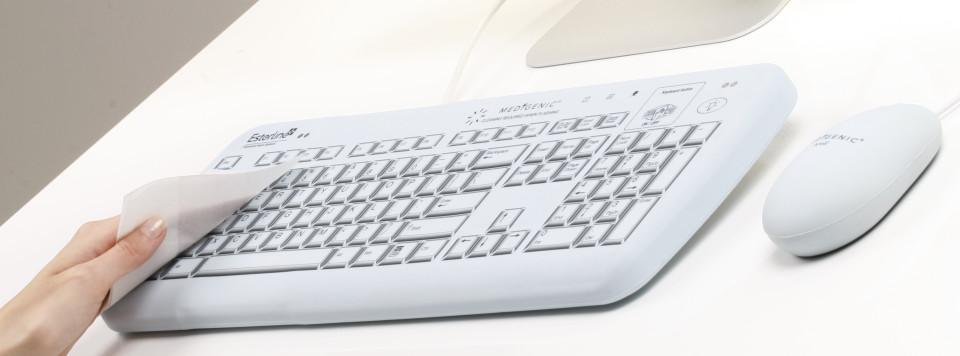Medigenic Medisch Compliance keyboard